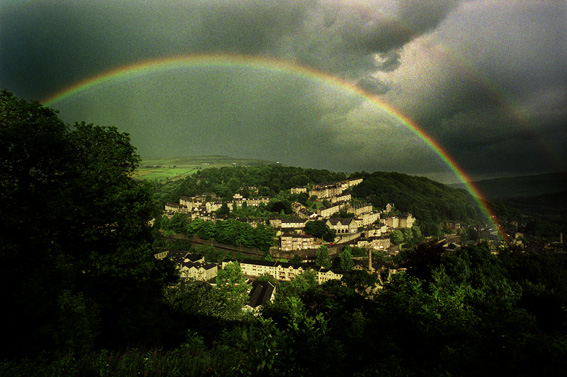 Hebden Rainbow - Nigel Hillier