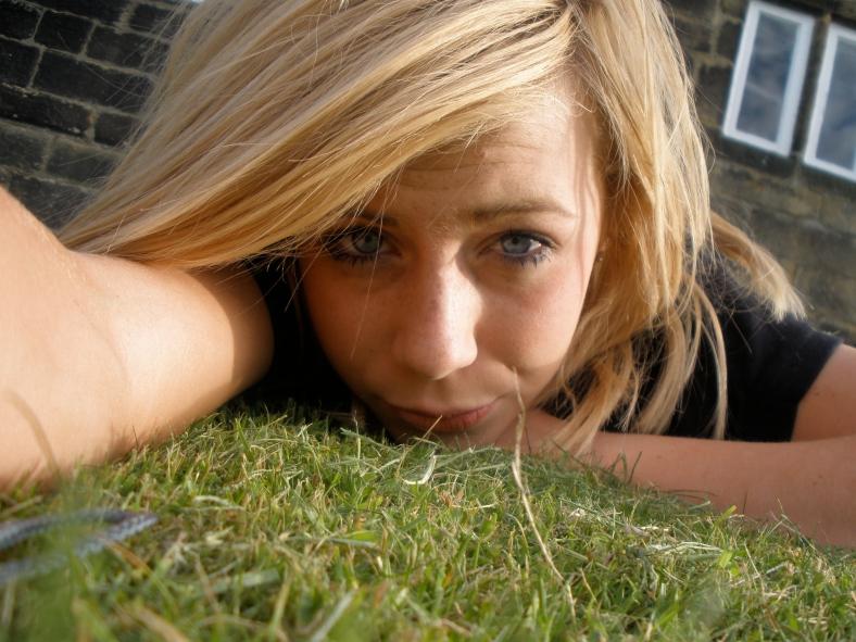 Becky at 12