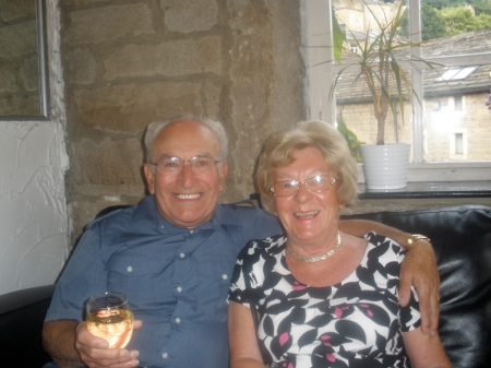 Out for Dad's 81st Birthday x