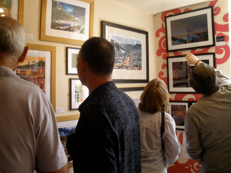 The ever so successful Photography Exhibition at Heart Gallery 2010 x