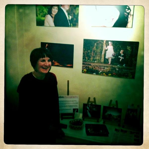Sarah Mason, great photographer and all round good egg!