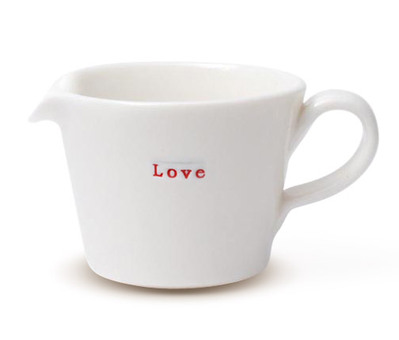 Love jug by Keith Brymer-Jones £7