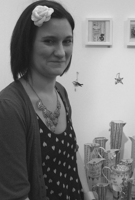 Katie Almond - Ceramicist