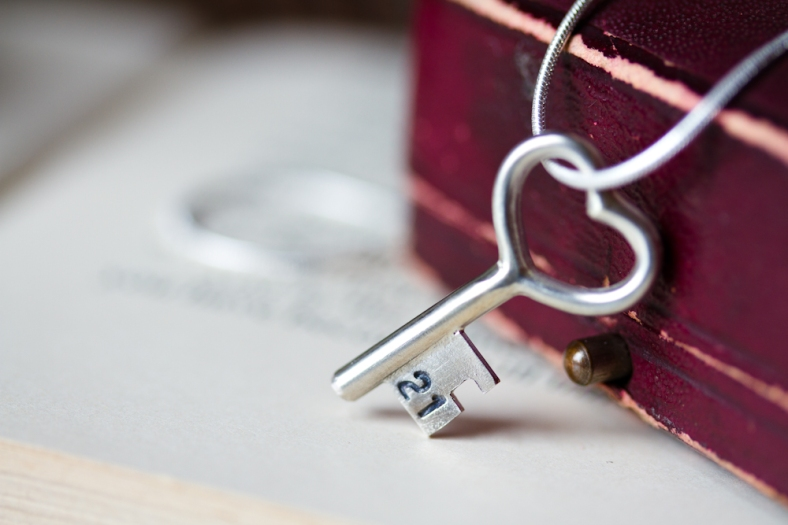 Sarah Lawrence - personalised silver jewellery