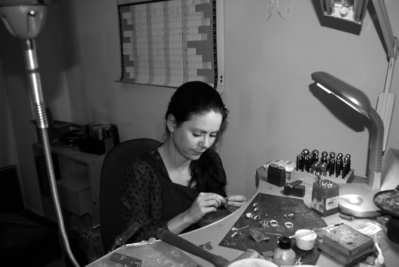 Charlotte Brown - Jeweller