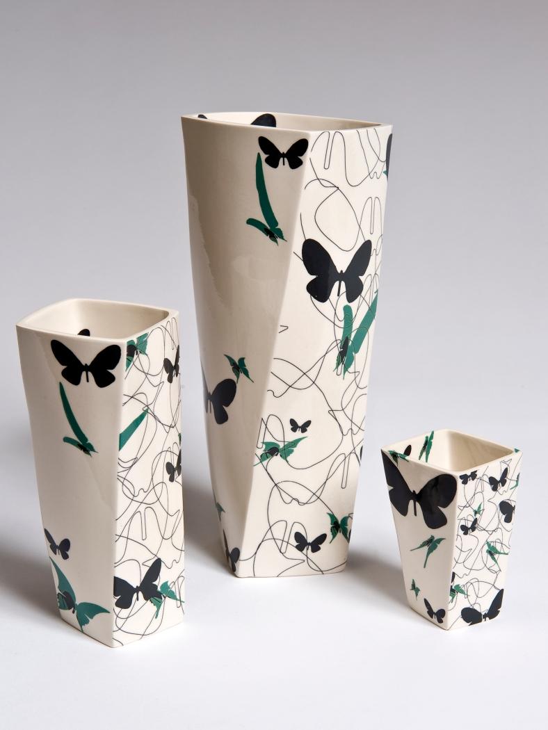 Georgina Fowler - Butterfly Vessels