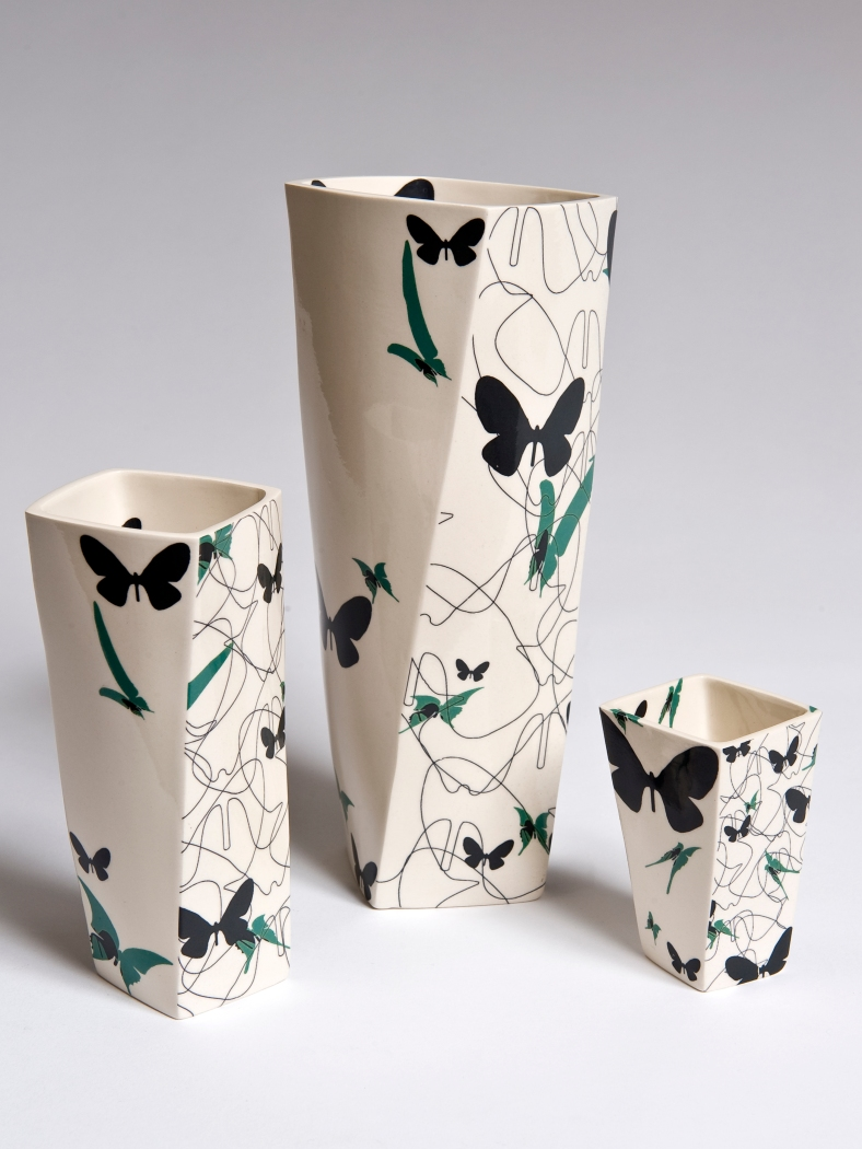 Georgina Fowler - Ceramic vessels functional and beautiful