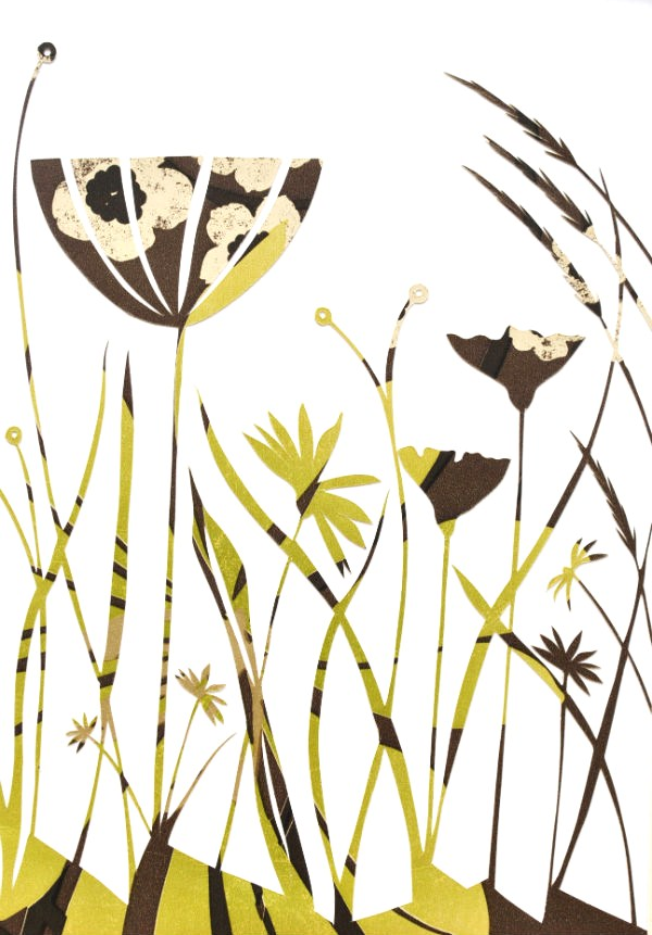 Meadow - Yasemin's image used for Heart Gallery's Summer Exhibition ART AT HEART