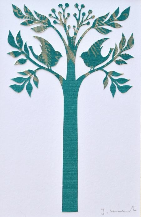Yasemin Wigglesworth - Stunning framed papercuts