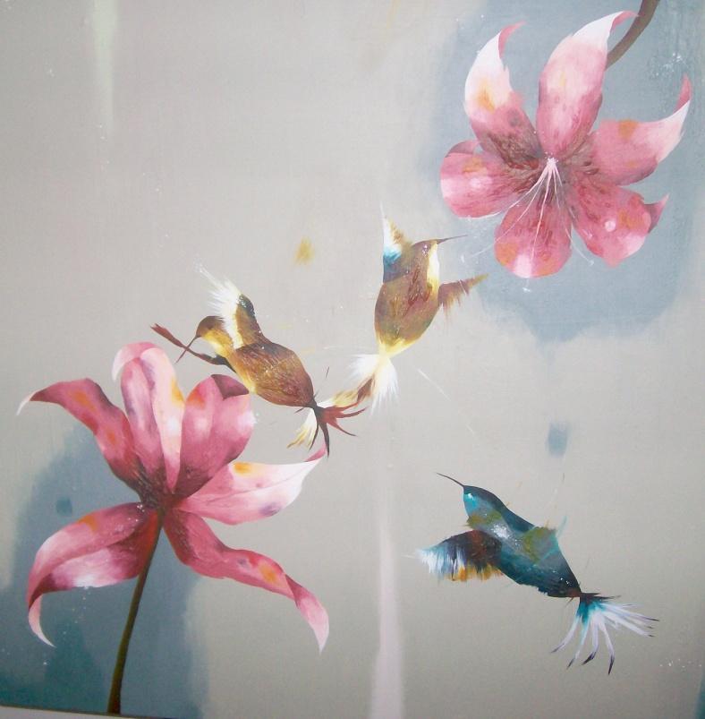 Julia Ogden - Hummingbirds
