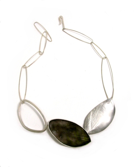 Miranda Sharpe - three segment necklace