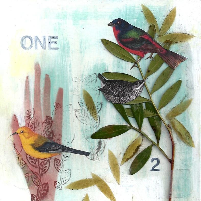 Julia Ogden - Collage