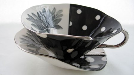 Stef Storey - cup and saucer