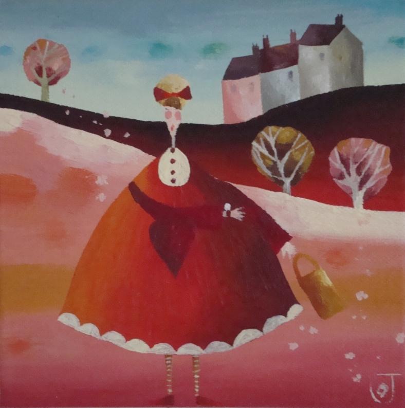 Julia Ogden - Waiting For The Date