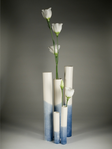 Sea Colony Vases