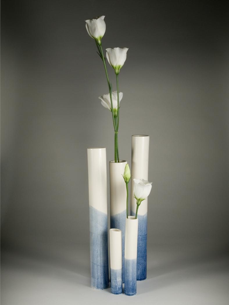 Sea Colony Vases