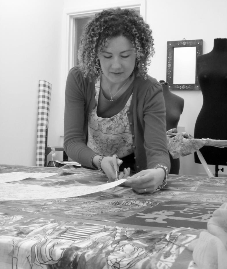 Claire Armitage - Textile Designer