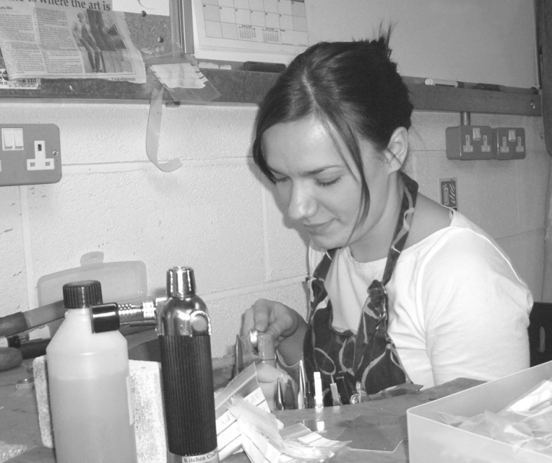 Rebecca Lewis - jeweller