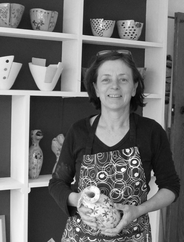 Sarah Caputo - ceramicist