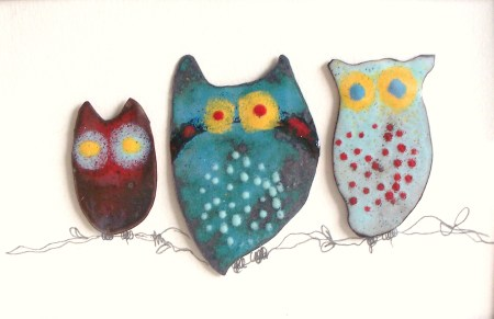 A Parliament of Owls - Fiona Cameron