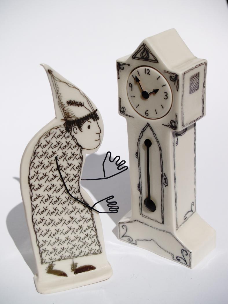 Clockman - Janice Parker