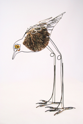 Stone Curlew - Cathy Miles