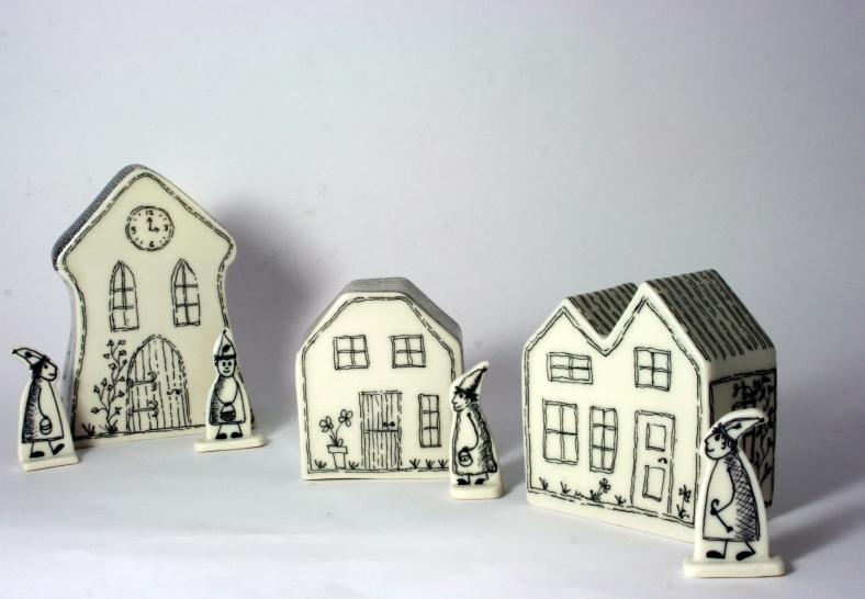 Houses - Janice Parker