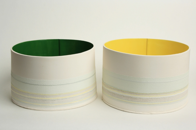 Pair of Dishes - Rachel Foxwell