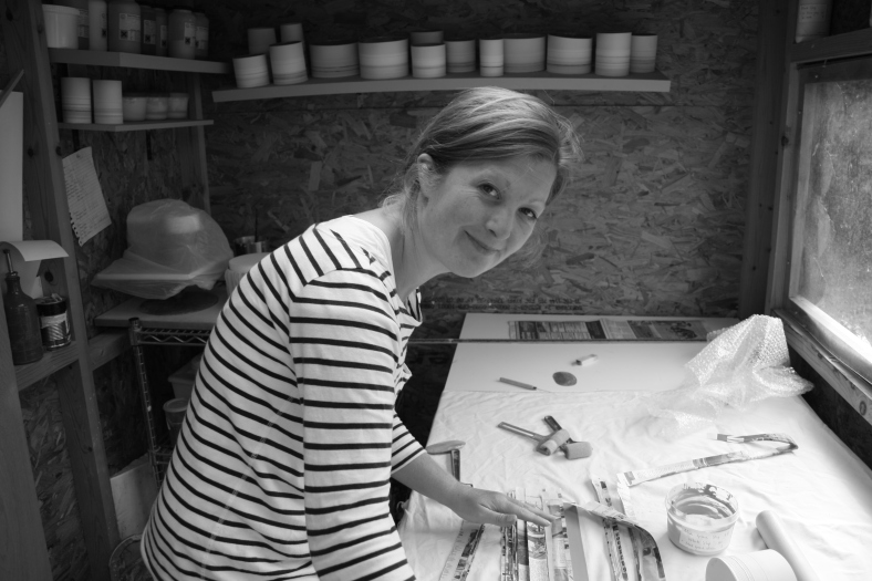 Rachel Foxwell - Ceramicist