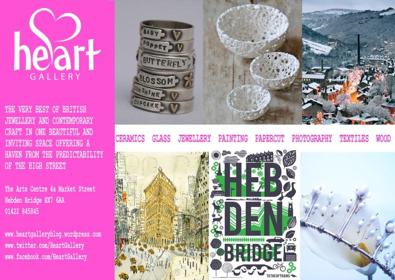 Heart Gallery Hebden Bridge