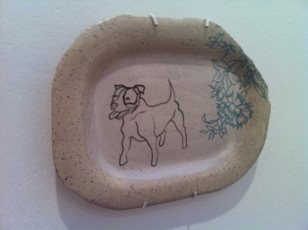 I have long admired Emilie Taylor's handbuilt ceramics