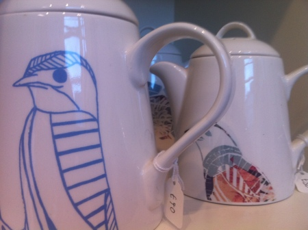 Faye Power - hand illustrated ceramics, hopefully coming soon