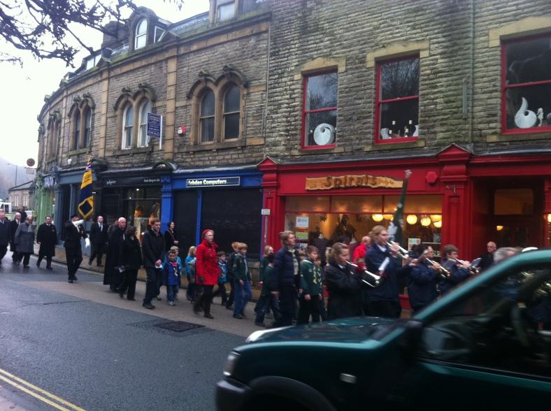Market Street 13.11.11. 11am