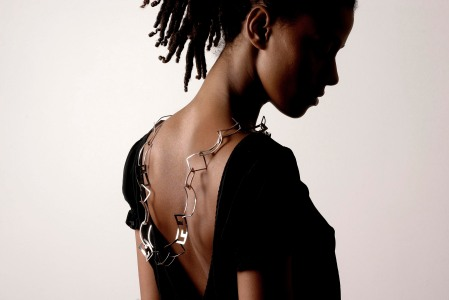 Labyrinth Neckpiece
