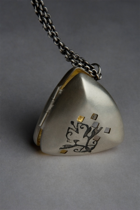 Large locket - Sarah Ibrahim