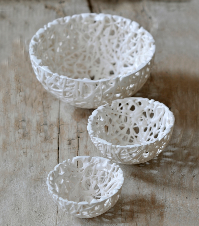 Tangled Web bowl collection