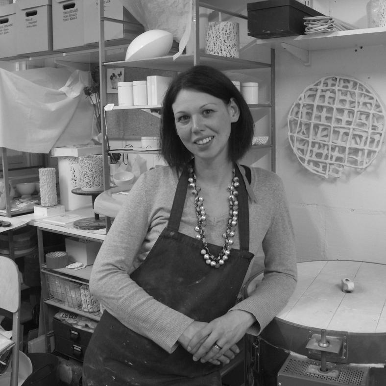 Timea Sido - ceramicist