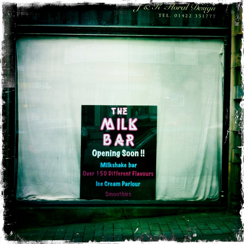 Milk Bar Halifax