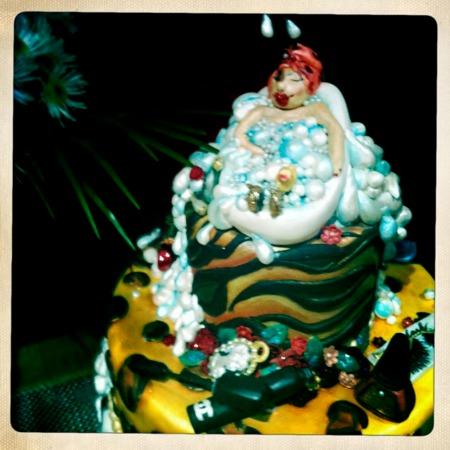 Louise's amazing cake