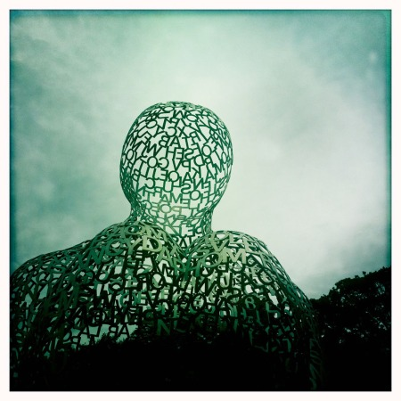 Jaume Plensa at YSP