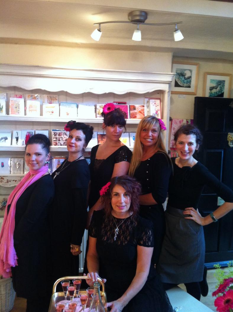 Heart Gallery's 5th Brithday bash