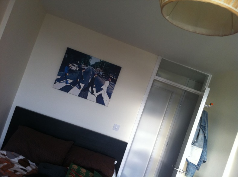 Adam's bedroom