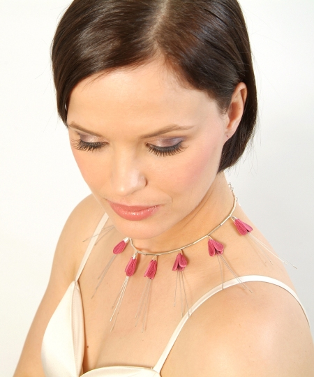 Tanya Igic - leather jewellery