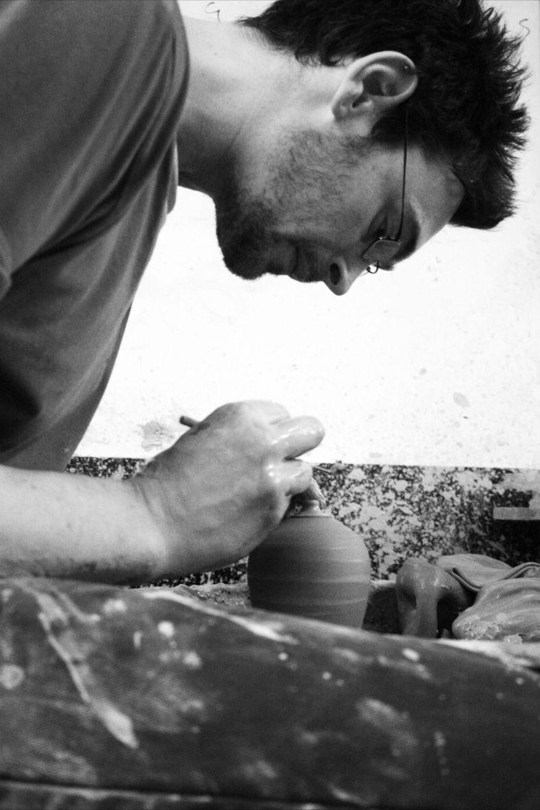 Alex Shimwell - ceramicist