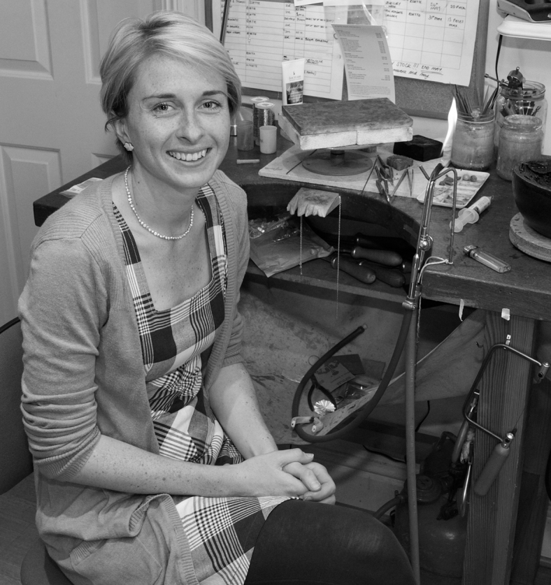 Emma Turpin - jeweller