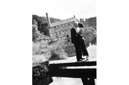 Gibson Mill photo shoot with Sarah Mason