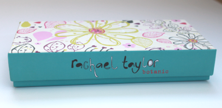 Brand new box of 20 notelets by Rachael have now arrived at Heart Gallery