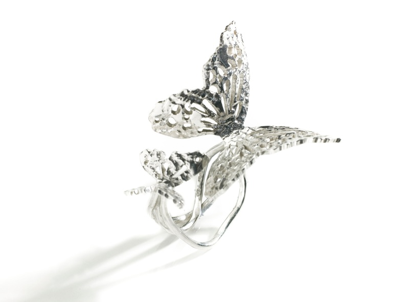 Butterfly Effect Flutter Ring