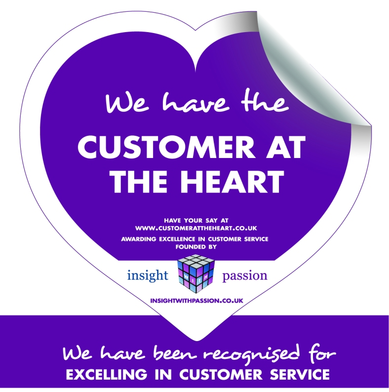 Customer At The Heart Award