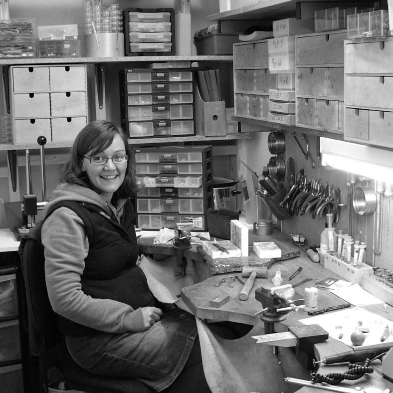 Helen Brice - jeweller